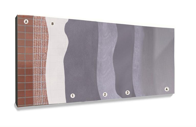 Come posare e rivestire le pareti e le superfici verticali